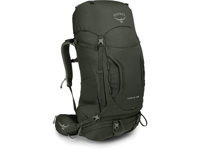 Osprey Kestrel 68 Backpack Herr picholine green